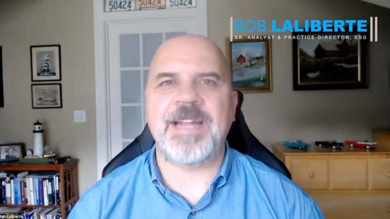Bob Laliberte ESG