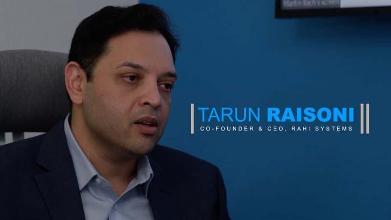 Tarun Raisoni Rahi Systems
