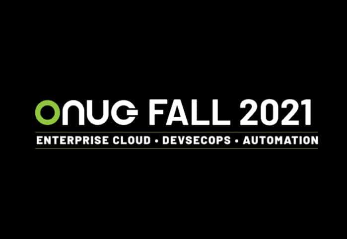 ONUG Fall 2021